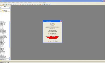 站长必备工具:EditPlus中文版v3.51.1036烈火汉化版