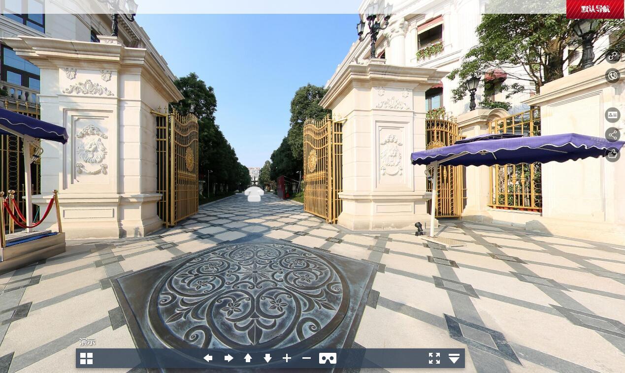 720VR360vr全景通网站源码 全景网站制作模板源码程序 三维全景展示制作网站
