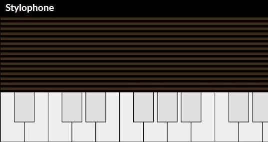 网页版电子琴源码免费下载